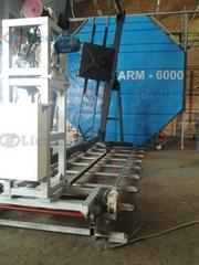 Rotor-molding machines