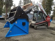 Portable Vibratory Screening Machines by DeSite
