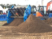Recycle using DeSite - SLG Vibratory Portable Screeners